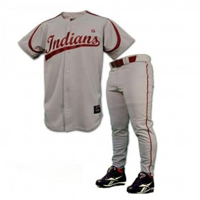 Baseball Grey Uniform