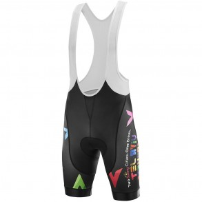 Cycling Tank Top Black and White Design